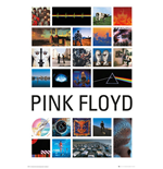 Poster Pink Floyd 261437