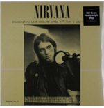 Vinil Nirvana - Broadcasting Live Kaos-Fm April 17Th 1987 & Snl-Tv 1992