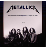 Vinil Metallica - Live At Winston Farm Saugerties Ny August 13 1994 (2 Lp)