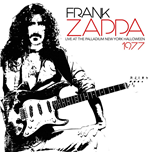 Vinil Frank Zappa - Live At The Palladium New York Halloween 1977