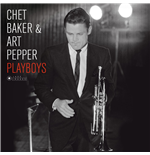 Vinil Chet Baker & Art Pepper - Playboys