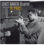 Vinil Chet Baker - In Paris