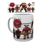 Caneca Doom - Enemy Lineup