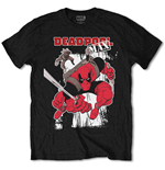 Camiseta Deadpool 261825