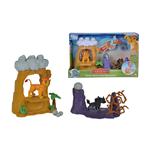 Playset The Lion Guard - Pride Rock com dois personagens