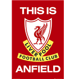 Póster Liverpool FC - This Is Anfield 61x91,5 Cm