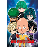 Poster One-Punch Man 262013