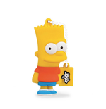 Memoria USB Os Simpsons - Bart - 8GB