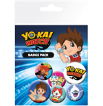 Broche Yo-kai Watch 262131