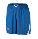 Shorts Newcastle 2010-2011 Away (Azul escuro)