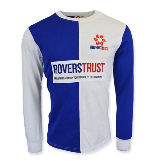 Camiseta manga comprida Blackburn Rovers