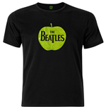 Camiseta Beatles de homem - Design: Apple Logo
