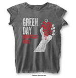 Camiseta Green Day American Idiot Vintage