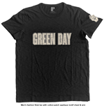 Camiseta Green Day Logo & Grenade