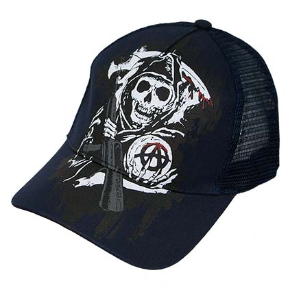 Boné Sons of Anarchy Fear The Reaper