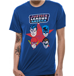 Camiseta Justice League 263310