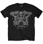 Camiseta Guns N' Roses Skeleton Guns