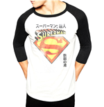 Camiseta manga comprida Superman 263777