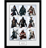 Mouldura Assassins Creed 263809