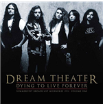 Vinil Dream Theater - Dying To Live Forever - Milwaukee 1993 Vol. 1 (2 Lp)