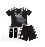 Conjunto Real Madrid 2014-2015 Third