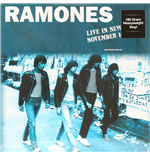 Vinil Ramones - Live In New York November 14Th 1977