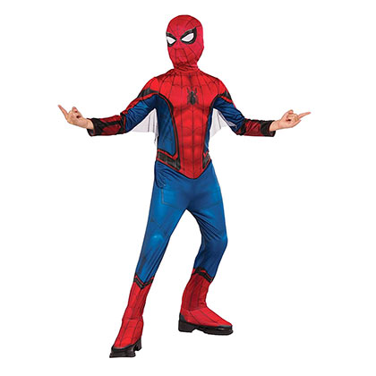 Fantasia Spiderman de menino