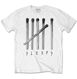 Camiseta While She Sleeps 265480