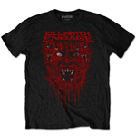 Camiseta Killswitch Engage de homem - Design: Gore