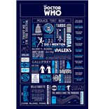 Poster Doctor Who 265517