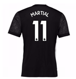 Camiseta 2017/18 Manchester United FC 2017-2018 Away (Martial 11)