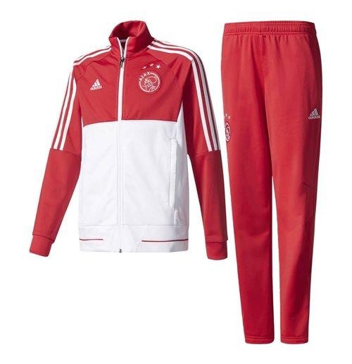 Compra Conjunto esportivo Ajax 2017-2018 (Vermelho) Original af6f3bc89d911