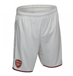 Shorts Arsenal 2017-2018 Home (Branco)
