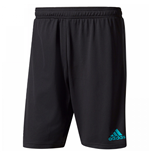 Shorts Real Madrid 2017-2018 (Preto)