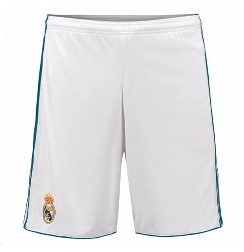 Shorts Real Madrid 2017-2018 Home (Branco)
