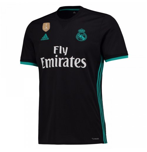 Camiseta 2017/18 Real Madrid 2017-2018 Away
