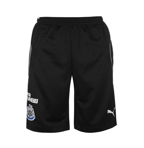 Shorts Newcastle 2017-2018 (Preto)