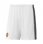 Shorts Manchester United FC 2017-2018 Home (Branco)