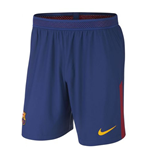 Shorts Barcelona 2017-2018 Home (Azul escuro)