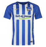Camiseta 2017/18 Herta Berlin 2017-2018 Home