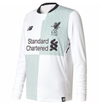Camiseta manga comprida Liverpool FC 2017-2018 Away