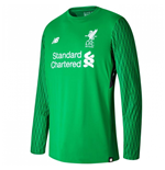 Camiseta manga comprida Liverpool FC 2017-2018 Home