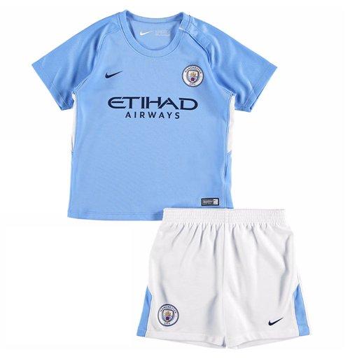Compra Camiseta Manchester City FC 2017-2018 Home Original 045f96cb415ca