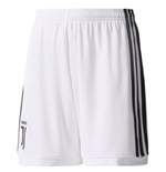 Shorts Juventus 2017-2018 Home (Branco)