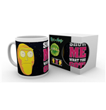 Caneca Rick and Morty 267865