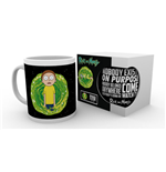 Caneca Rick and Morty 267868