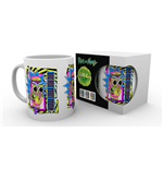 Caneca Rick and Morty 267871