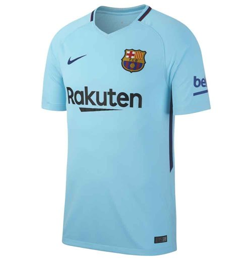 Camiseta 2017/18 FC Barcelona 2017-2018 Away