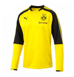 02e1ce4ed Camiseta manga comprida Borussia Dortmund 2017-2018 (Amarelo)