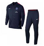 Conjunto esportivo Paris Saint-Germain 2017-2018